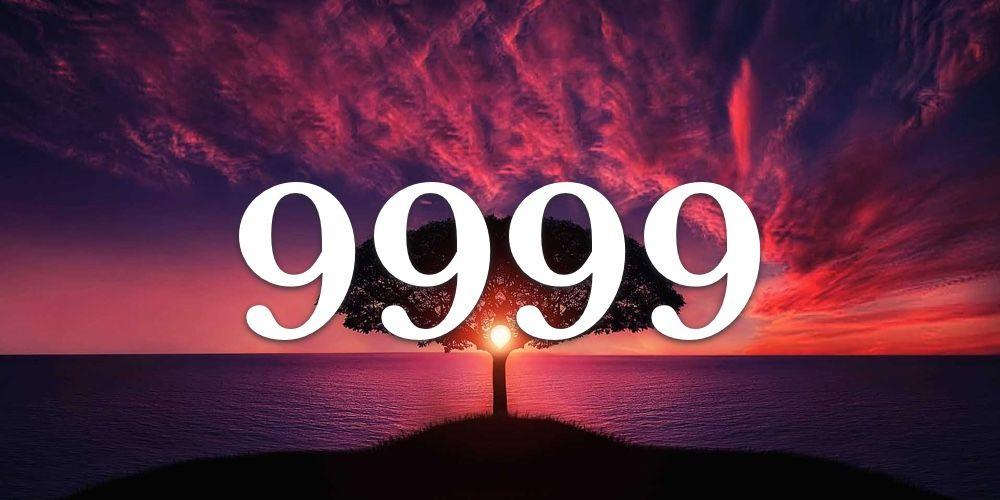 Numerologia do 9999 - Você vê 9999 em todo lugar?