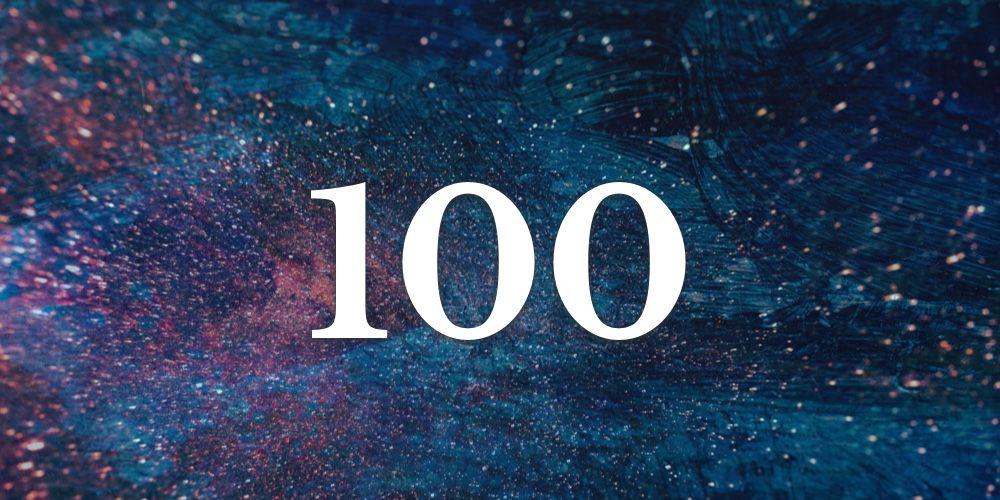 Significado do Número 100 na Numerologia