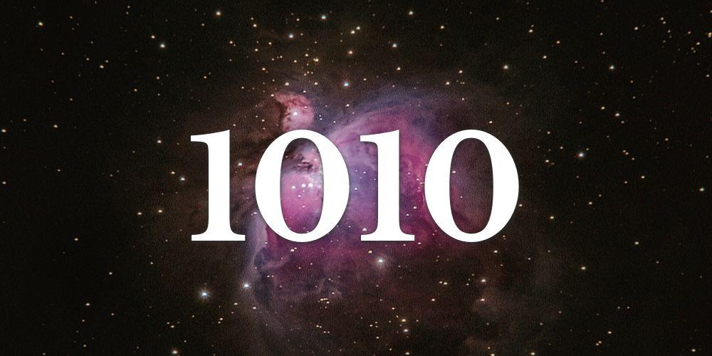 Os Segredos do Número 1010 - Numerologia dos Anjos