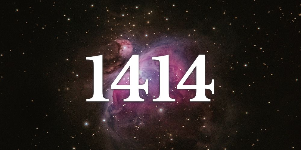 Os Segredos do Número 1414 - Numerologia dos Anjos