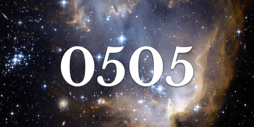 Os Segredos do Número 0505 (ou 505) - Numerologia dos Anjos