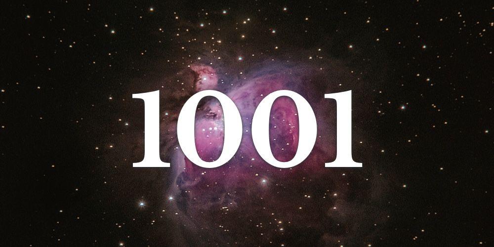 Os Segredos do Número 10:01 - Numerologia dos Anjos
