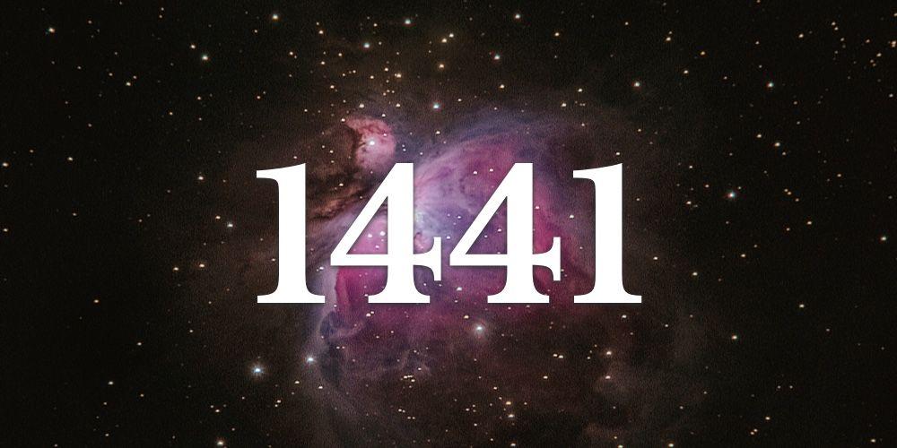 Numerologia do 1441 - Você vê 1441 em todo lugar?