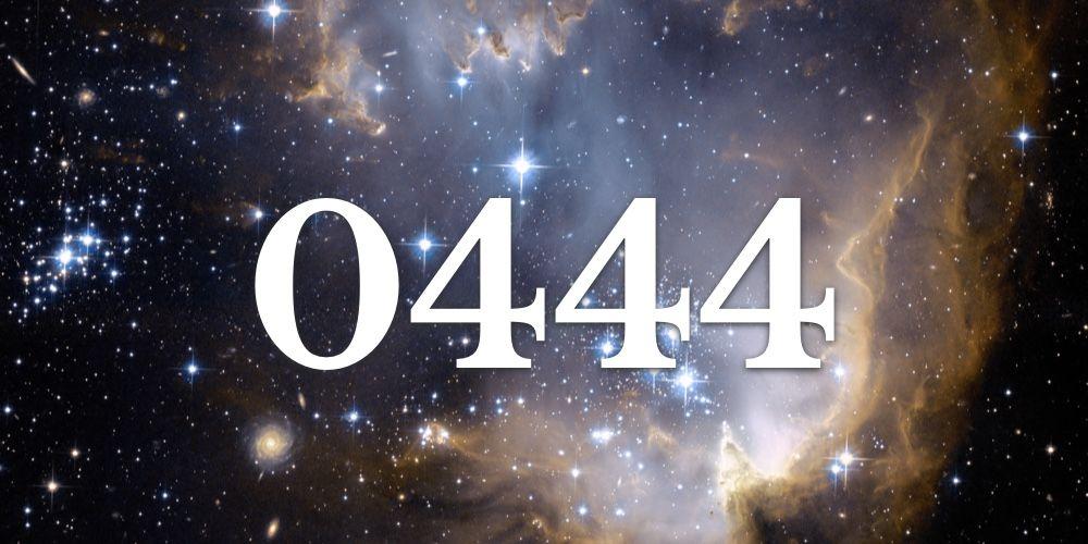 Os Segredos do Número 0444 - Numerologia dos Anjos