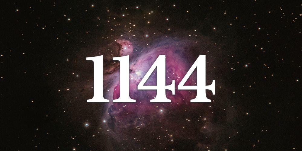 Numerologia do 1144 - Você vê 1144 em todo lugar?