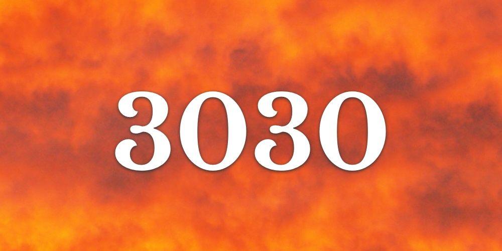 Os Segredos do Número 3030 - Numerologia dos Anjos