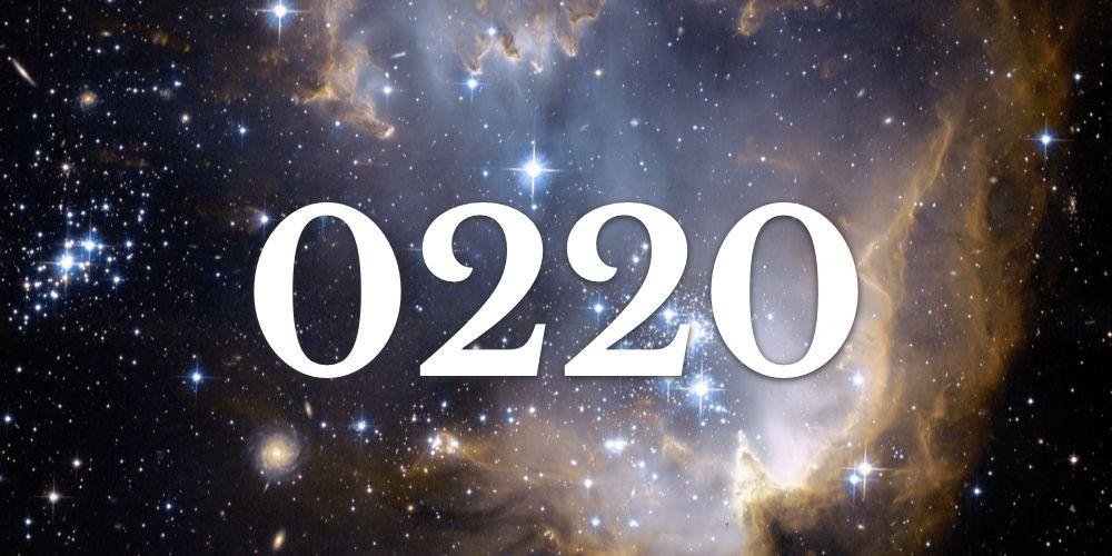 Os Segredos do Número 0220 (ou 220) - Numerologia dos Anjos