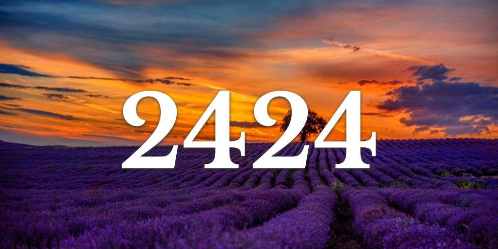Os Segredos do Número 2424 - Numerologia dos Anjos