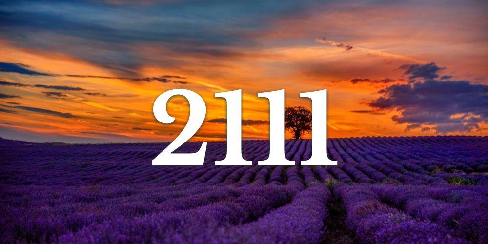 Numerologia do 2111 - Você vê 2111 em todo lugar?