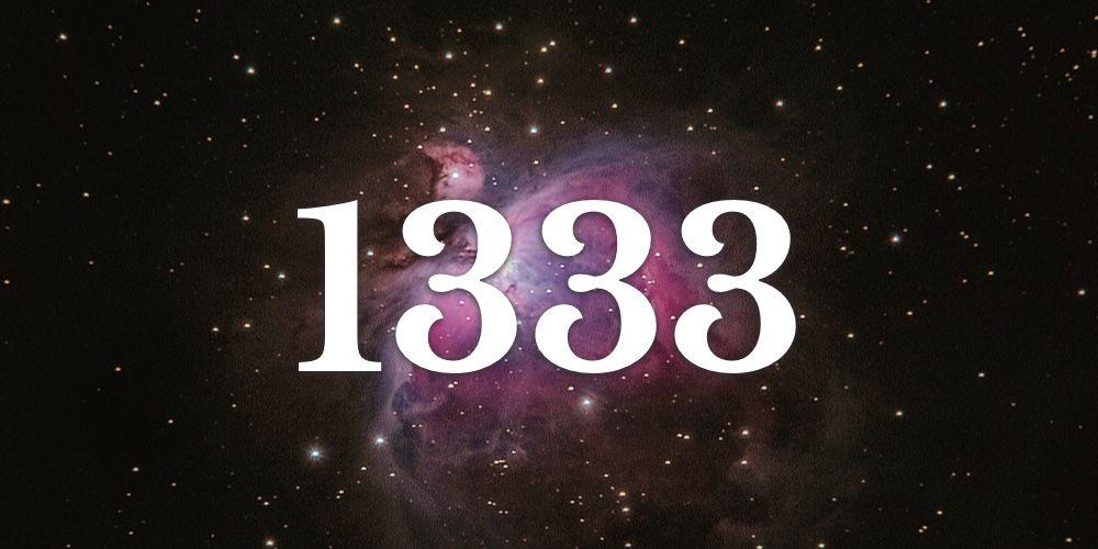 Numerologia do 1333 - Você vê 1333 em todo lugar?