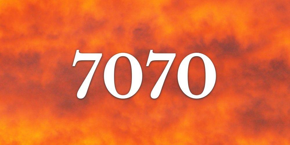 Os Segredos do Número 7070 - Numerologia dos Anjos