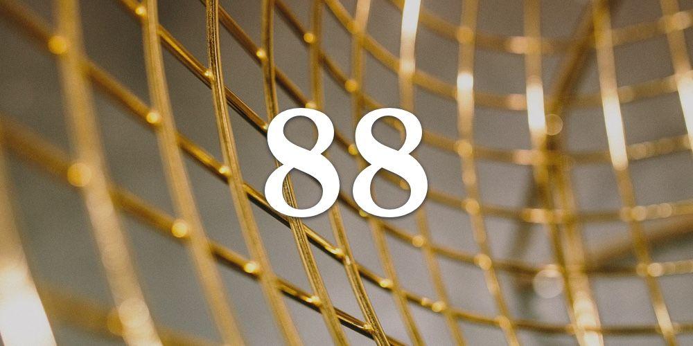 Os Segredos do Número Mestre 88