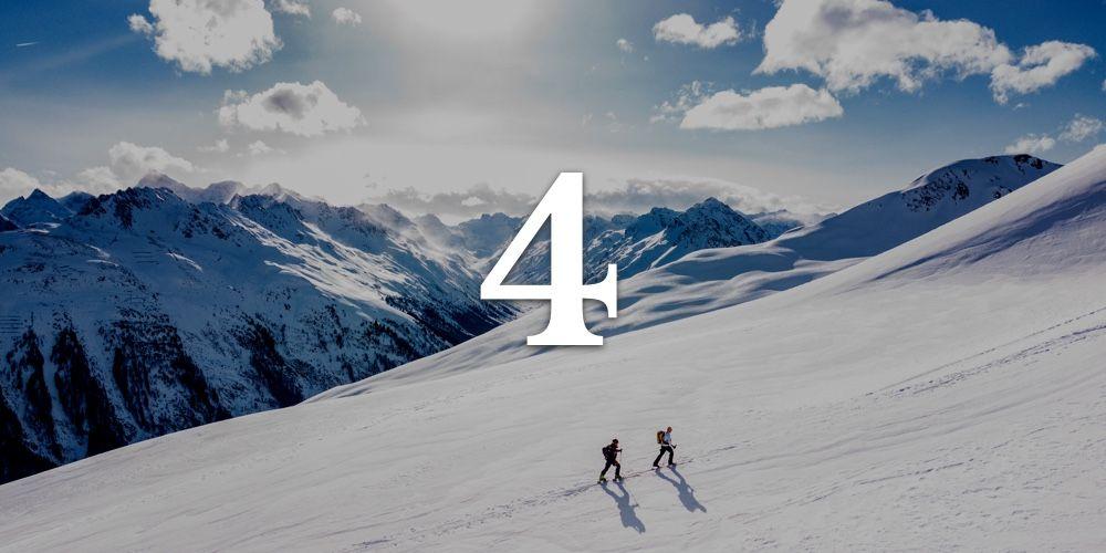 Significado do Número 4 na Numerologia