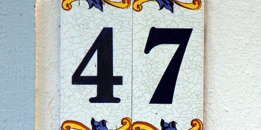 Os Números da Sorte para Casas - Você tem esses Números?