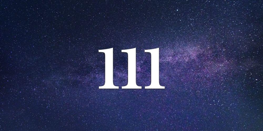 Numerologia do 111 - Você Vê o Número 111 em Todo Lugar?