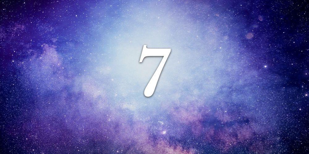 Significado do Número 7 na Numerologia