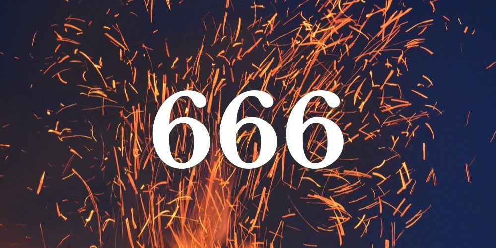 Os Segredos do Número 666 - Numerologia dos Anjos