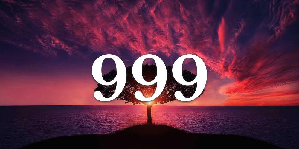 Numerologia do 999 - Você vê o 999 em todo lugar?