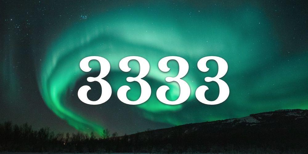 Numerologia do 3333 - Você vê 3333 em todo lugar?