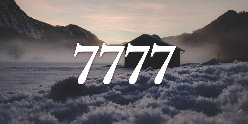 Numerologia do 7777 - Você vê 7777 em todo lugar?